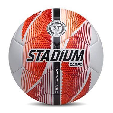 Bola de Futebol Stadium Centurion Campo Laranja/branco/azul 5205571760-u