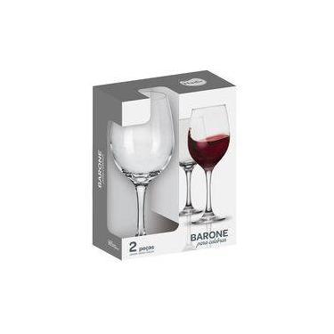 Conjunto 2 Taças Vinho Barone Nadir