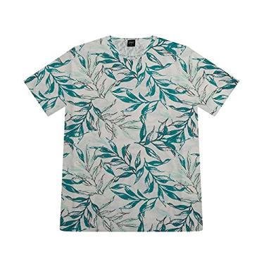 Camiseta Infantil Masculina Rovitex Kids Bege G