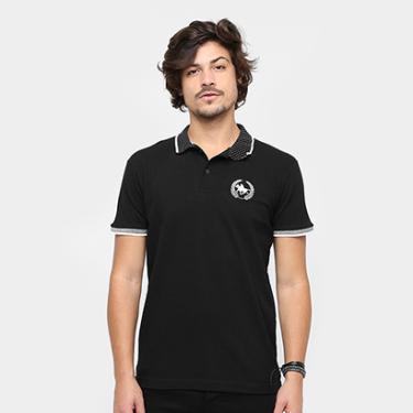 Camisa Polo Rg 518 Gola Poá Masculina - Masculino 980c6826e0709