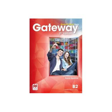 Gateway B2 - Students Books With Workbook - Spence, Dave; - 9786685727395