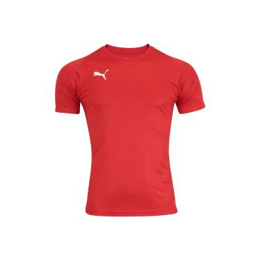 e62f815b04 Camisa Puma Liga Jersey Core - Masculina - VERMELHO BRANCO Puma