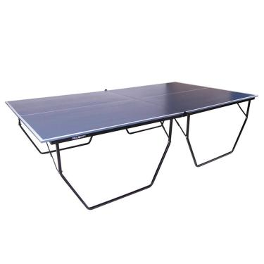 Mesa de Ping Pong / Tênis de Mesa Procopio Oficial Dobrável c/ Rodas - Unissex