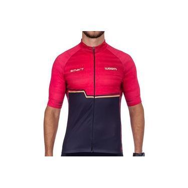 Camisa De Ciclismo Woom Smart Lava Masculino Coleção 2021