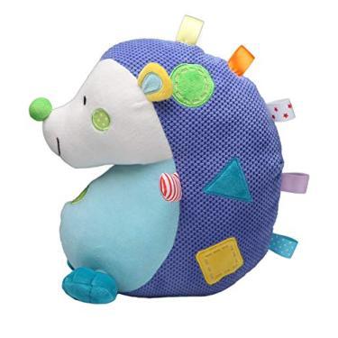 Imagem de Brinquedo de Pelúcia Porco Espinho, Storki, Azul