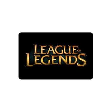 Gift Card Digital Riot League Of Legends R$ 20