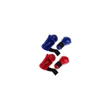 Crianças Criança Luvas De Boxe Taekwondo Luvas Luvas De Mão De Proteção De Mma
