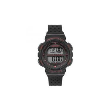 61946938540 Relógio Mormaii Masculino Ref  Mo3650 8r Digital Infantil