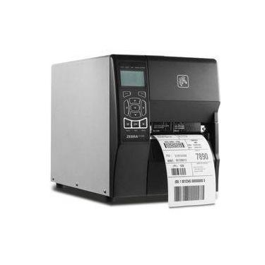 Impressora de Etiquetas Térmica Zebra ZT230 USB e Serial Bivolt