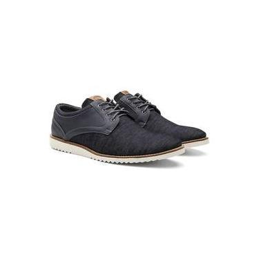 Sapato Casual Oxford Masculino Venetto Confort Autentico