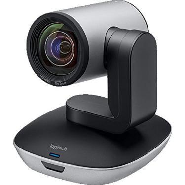 Camera de Videoconferencia, Logitech, PTZ Pro2 Camera, 960-001184, Preta