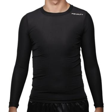 49635c1eab Blusa Esportiva Penalty Camiseta Isolamento térmico
