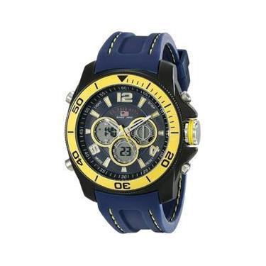 d01cd4138b077 Relógio Masculino Da U.S. Polo Assn. (Modelo Us9322)