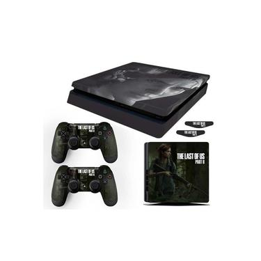 Skin PS4 Slim The Last Of Us II A
