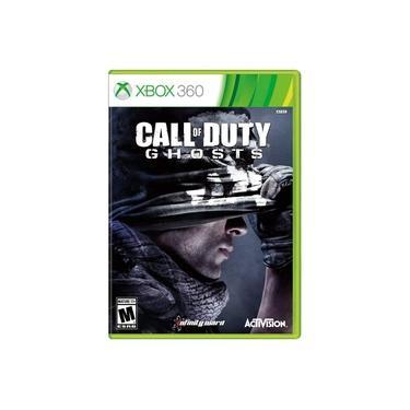 Call Of Duty: Ghosts - Jogo Xbox 360 (Dublado em Português)