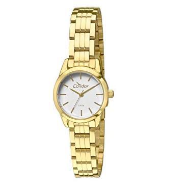 Relógio de Pulso Condor Aço   Joalheria   Comparar preço de Relógio ... db8e9ab42d