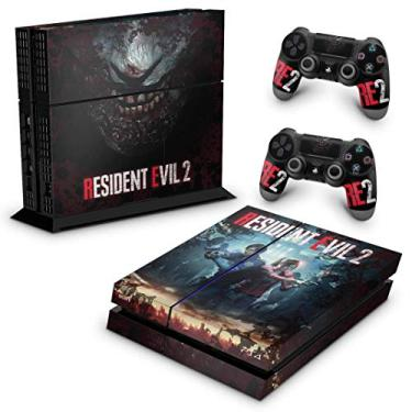 Skin Adesivo para PS4 Fat - Resident Evil 2 Remake