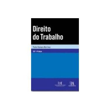 Direito do Trabalho - Pedro Romano Martinez - 9789724069470