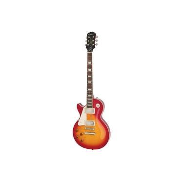 Imagem de Guitarra Epiphone Les Paul Standard Plus Top Pro Lefty Heritage Cherry Sunburst