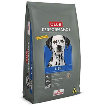Ração Royal Canin Club Performance Light para Cães com Sobre Peso 15kg Royal Canin para Todas Todos os tamanhos de raça Adulto - Sabor Outro