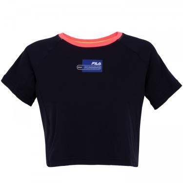 Camiseta Fila Run Gear - Feminina Fila Feminino
