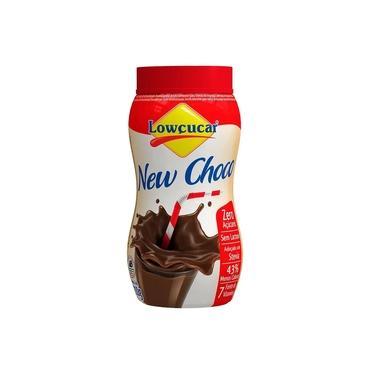 Achocolatado New Diet Lowçucar 210g
