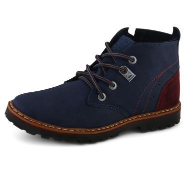 Bota Strikwear ST18-304A Marinho  masculino