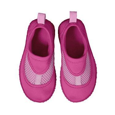 Sapato De Verão Rosa N°24