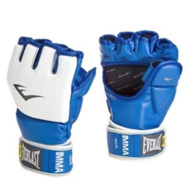 Luva de MMA Everlast Ever Dri P/M Azul - 7684BLSM