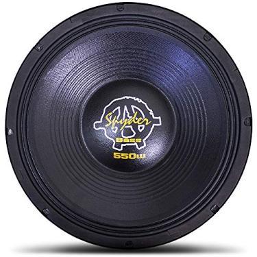 """Woofer 12"""" Spyder Kaos Bass 550-550 Watts Rms - 4 Ohms"""