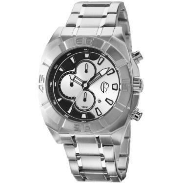 Relógio Corinthians Masculino Analógico Prata - COROS10AA 3P COROS10AA 3P d749945bda