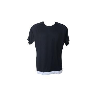 Camiseta Masculina Dry Esportes Proteção UVA Lance