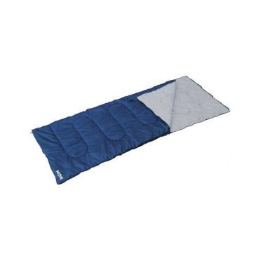 Saco de Dormir Com Extensão 1,90x75x30 cm Mor 9030 - Azul