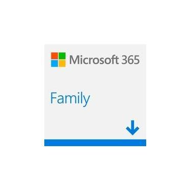 Microsoft 365 Family ESD 6 PCs 32/64 Bits 6GQ-00088 - Digital para Download
