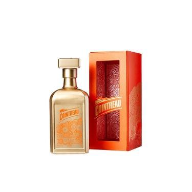 Licor Cointreau Orange Luxury Edição Limitada 1L