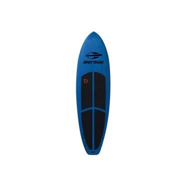 dc0667d5d Prancha de Stand Up Paddle com Remo Mormaii Softboard - 10 Pés - AZUL  Mormaii