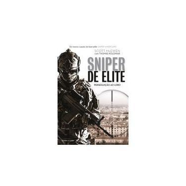 Sniper de Elite: Perseguição ao Lobo - Scott Mcewen - 9788550302072
