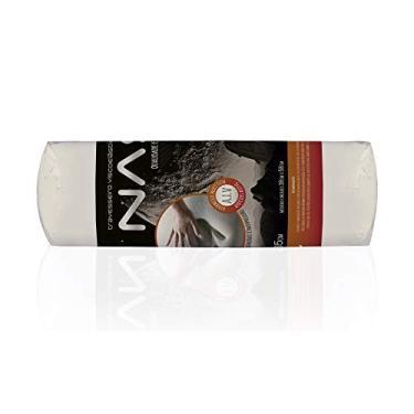 Travesseiro Nasa-X Duoflex Bege Para fronha 45cmx65cm Espuma 100% poliuretano