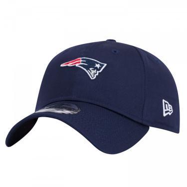 Boné Aba Curva New Era 920 New England Patriots Sport - Strapback - Adulto New Era Unissex