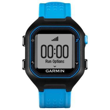 Imagem de Garmin - Forerunner 25 Gps Monitor De Atividade E Relógio - Preto/Azul-010-01353-01