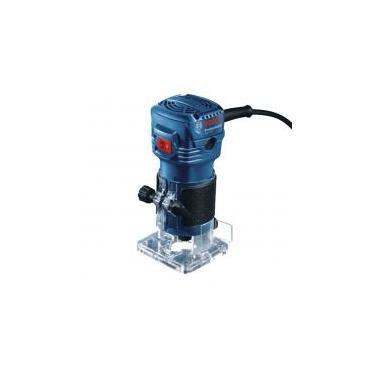 Tupia manual 550 watts para pinça de 6 mm - GKF 550 (220V) - Bosch