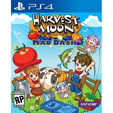 Harvest Moon: Mad Dash - PlayStation 4 Standard Edition