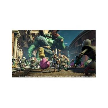 Dragon Quest Heroes: The World Trees Woe and the Blight Below - PS4