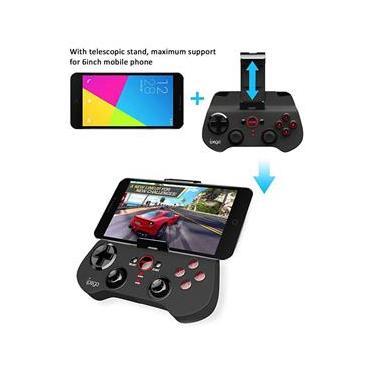 Controle Bluetooth Celular Smartphone com Suporte IPEGA 9017