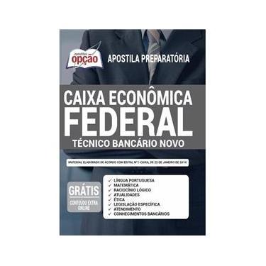 Imagem de Apostila Concurso Caixa Econômica Federal - Técnico Bancário