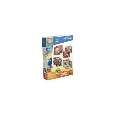 Imagem de Jogo da Memória Grow Disney Pixar 54 Cartelas 03995 4 +
