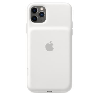 Smart Battery Case para iPhone 11 Pro Max – Branco