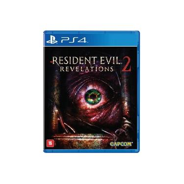 Game Resident Evil Revelations 2 - PS4 - legendado em português