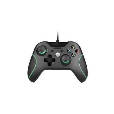 USB Wired Controlador Para Xbox Um Magro jogo para Microsoft Xbox One S Gamepad