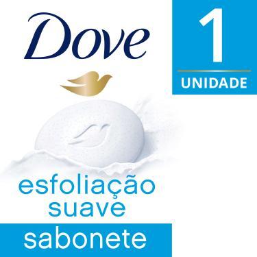 Sabonete Dove Esfoliação Suave 90g